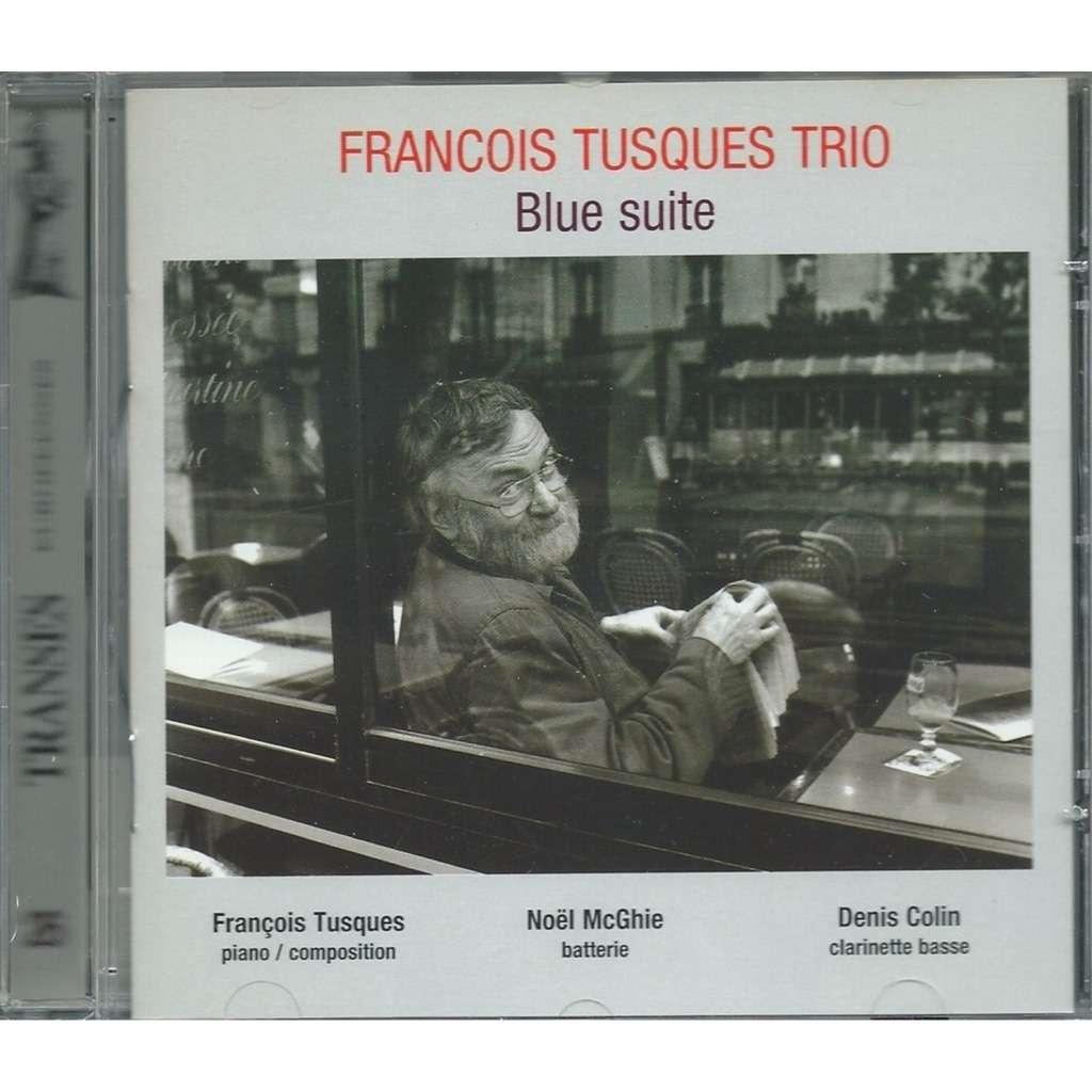 francois tusques trio blue suite