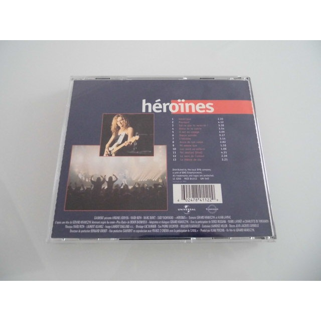 The Heroines (b.o.f.) heroines (o.s.t.)