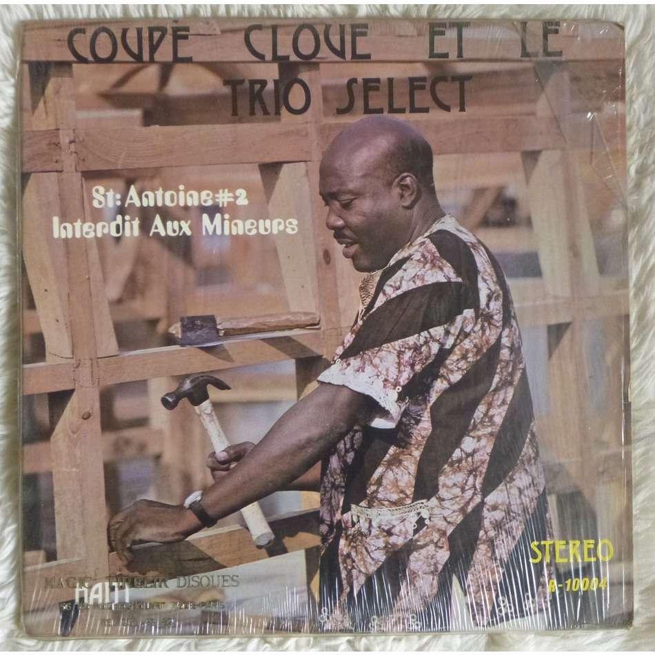 Coupé Cloué - Absolutement