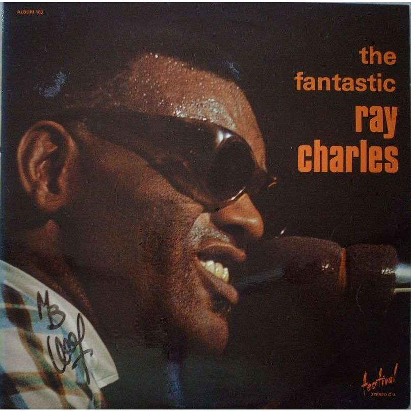CHARLES RAY THE FANTASTIC (double)