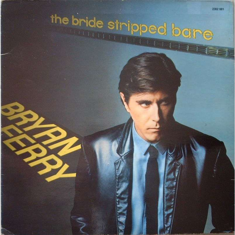 FERRY Brian THE BRIDE STRIPPED BARE