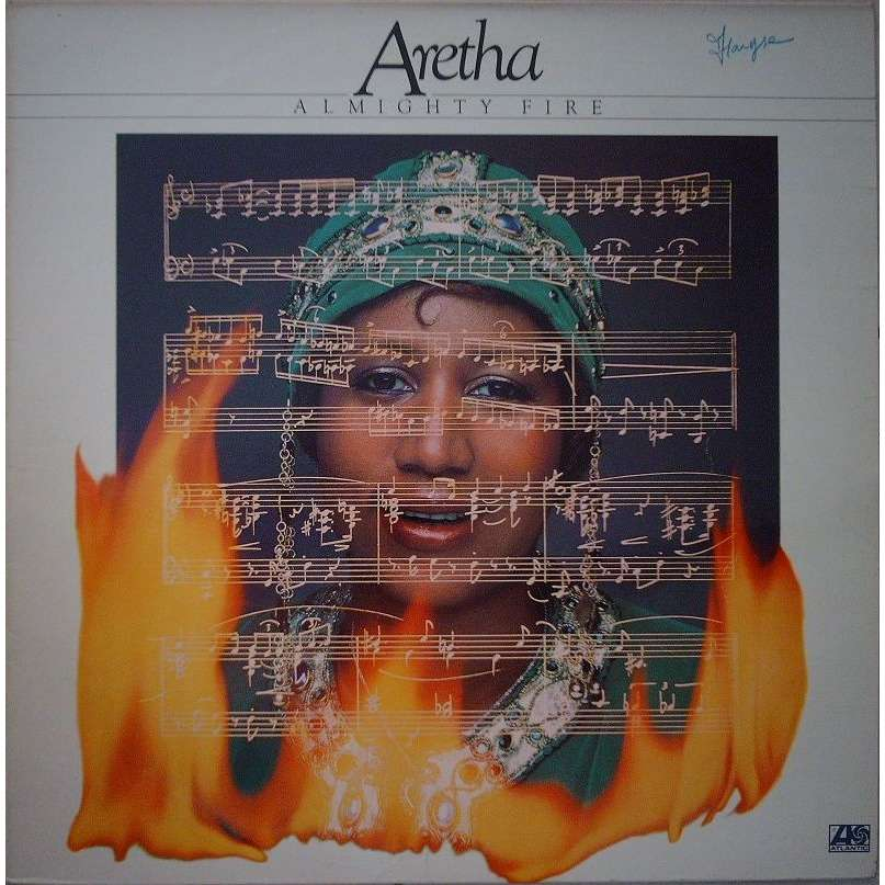 FRANKLIN ARETHA ALMIGHTY FIRE