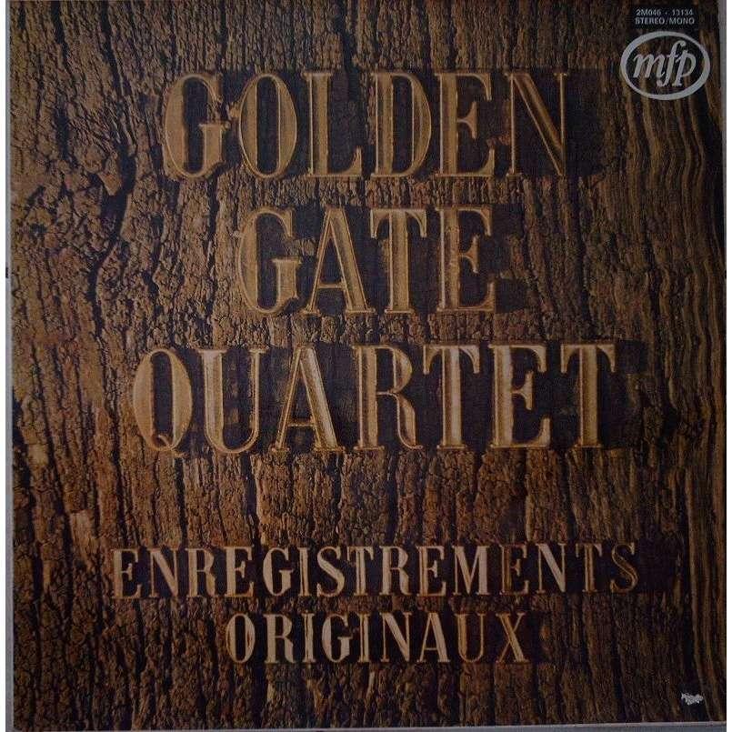 GOLDEN GATE QUARTET GOOD NIGHT