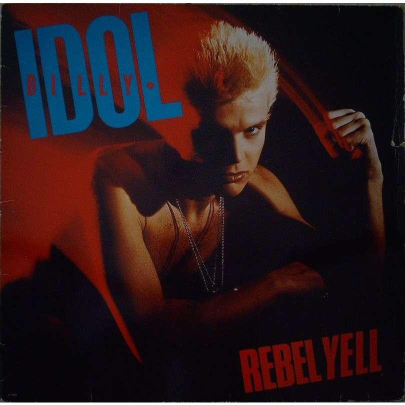 IDOL BILLY REBEL YELL
