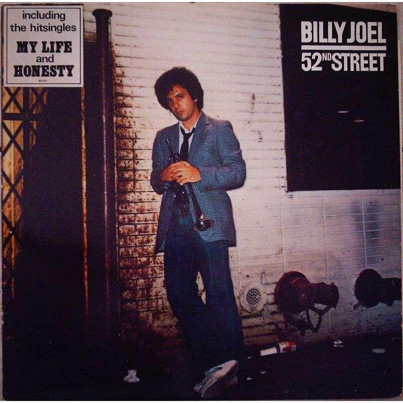 JOEL BILLY 52nd STREET