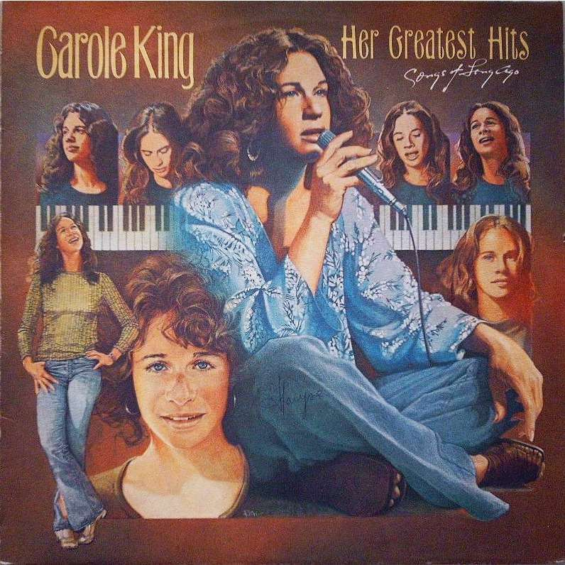 KING CAROLE HER GREATEST HITS
