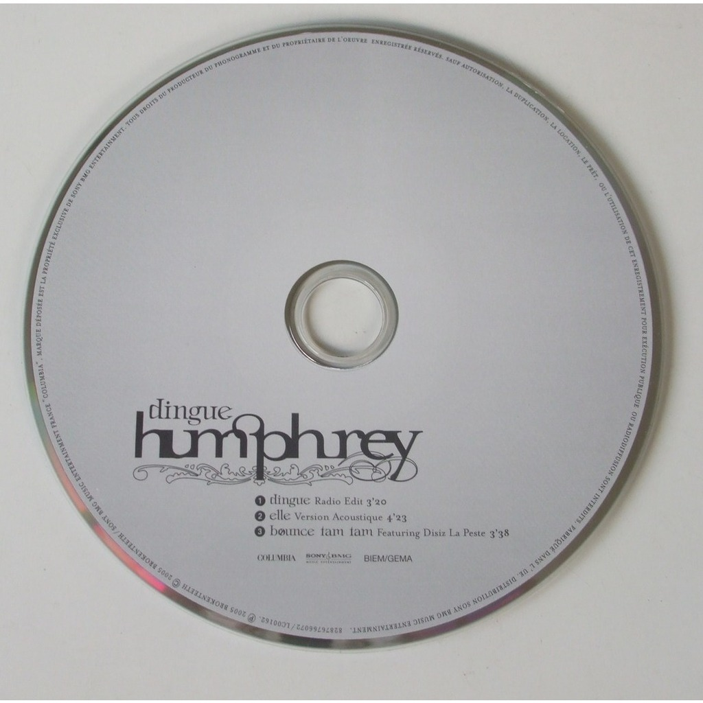 humphrey dingue