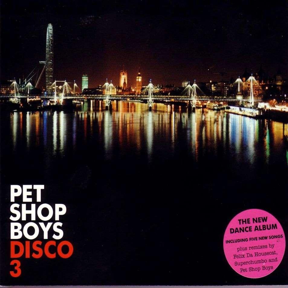 Pet Shop Boys - Disco Four (Remixed By Pet Shop Boys) (Album Sampler)