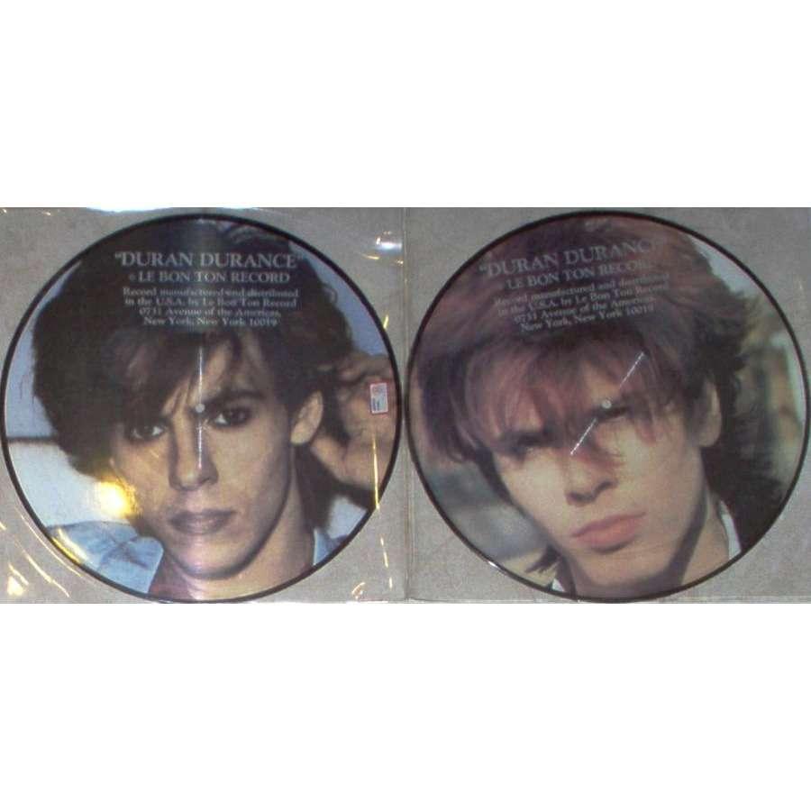 Duran Duran Duran Durance (Le Bon Ton Records lbl Ltd live 2LP Picture Disc)