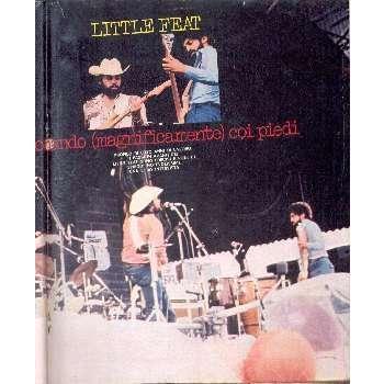 Little Feat CIAO 2001 (06.08.1978) (ITALIAN 1978 MUSIC MAGAZINE)