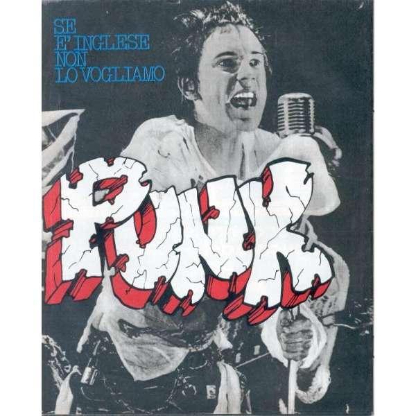 Sex Pistols CIAO 2001 (12.03.1978) (ITALIAN 1978 MUSIC MAGAZINE)