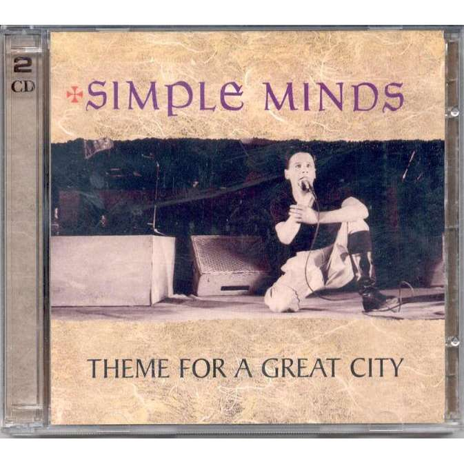 Simple Minds Theme For A Great City (Sydney Australia Musicians Club 03.12.1981 & Mainly Vale Hotel 12.09.1982)
