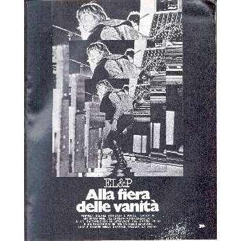 emerson lake & palmer / ELP CIAO 2001 (02.02.1975) (ITALIAN 1975 MUSIC MAGAZINE)