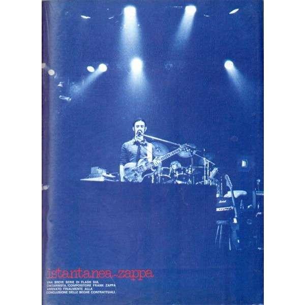 frank zappa CIAO 2001 (04.03.1979) (ITALIAN 1979 music MAGAZINE)