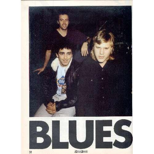 Jeff Healey CIAO 2001 (01.02.1989) (ITALIAN 1989 MUSIC MAGAZINE)
