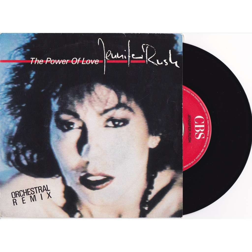 The Power Of Love I See A Shadow By Jennifer Rush Sp