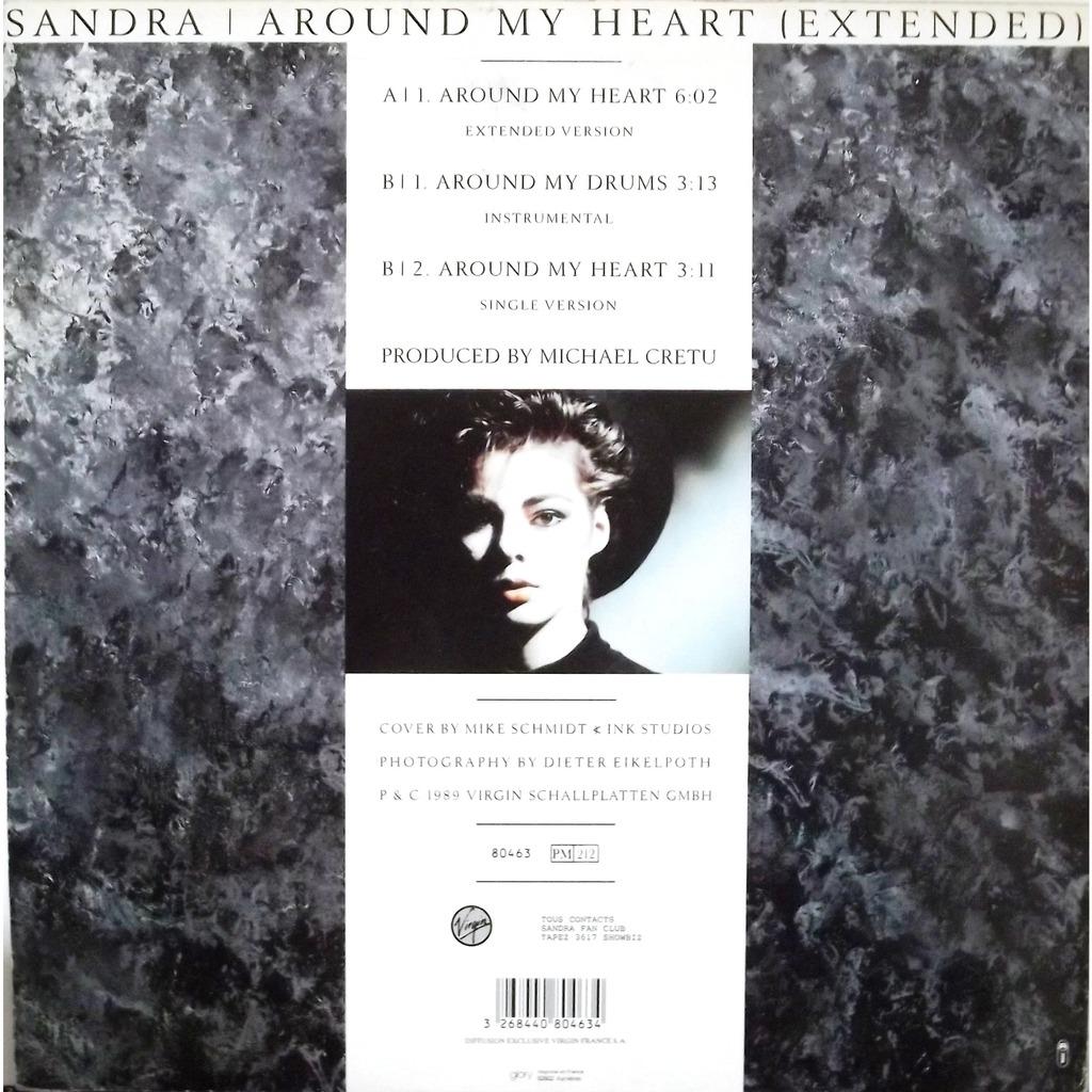 Übersetzung Sandra - Around My Heart Songtext, …