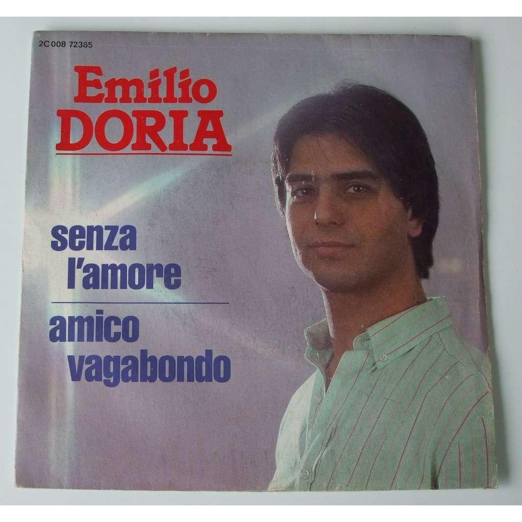 Emilio Doria - Senza L 'Amore