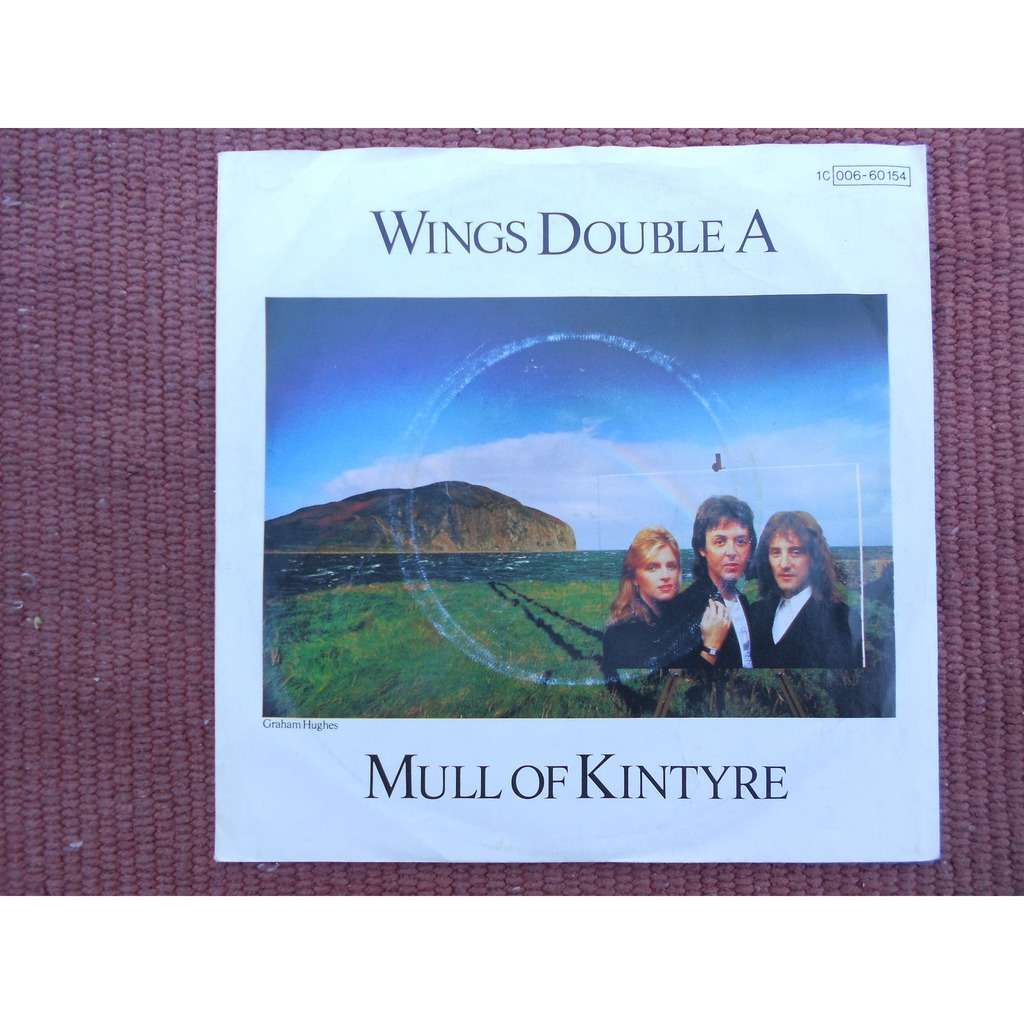 kintyre single girls Water wings - the alternate london town  london town in august paul records mull of kintyre and finishes girls school  mull of kintyre (promo single stereo.