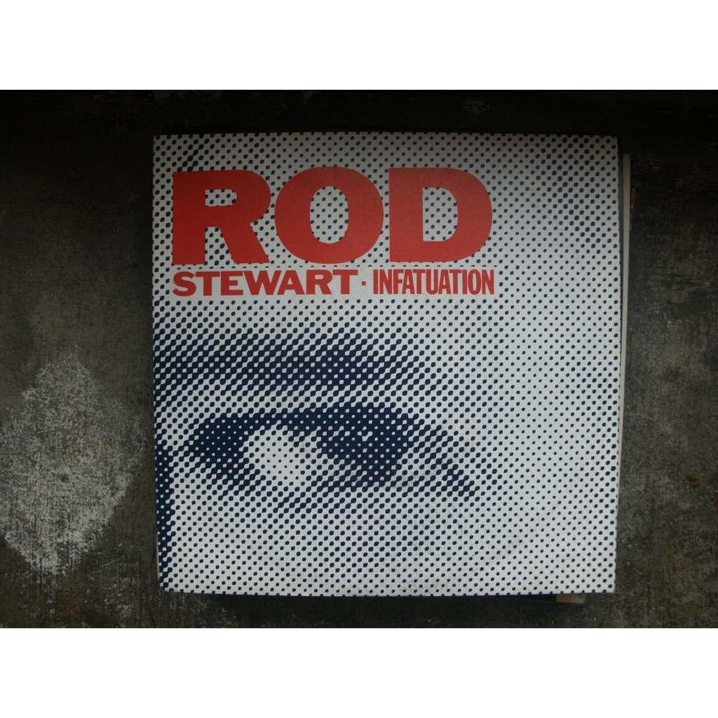 rod stewart infatuation