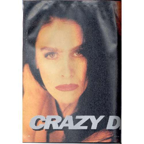 Diamanda Galas CIAO 2001 (11.04.1992) (ITALIAN 1992 MUSIC MAGAZINE)