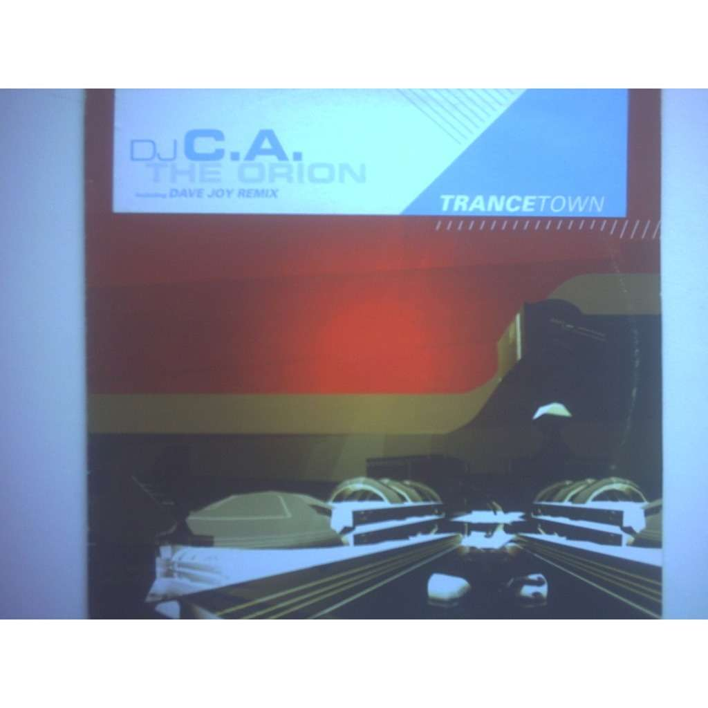 dj c.a. the orion