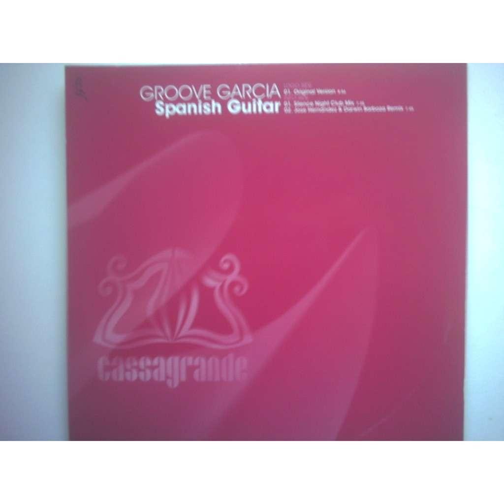 groove garcia spanish guitar