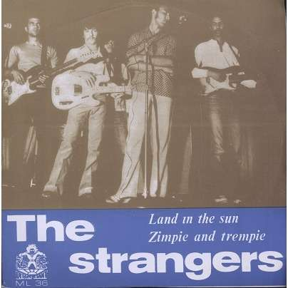 The Strangers Land in the sun / Zimpie and Trempie