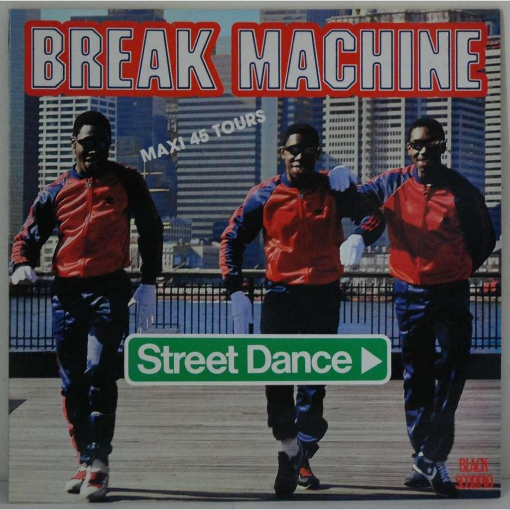 when the machine breaks