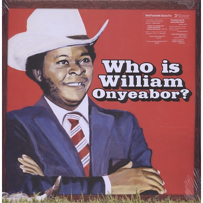 William Onyeabor Who is William Onyeabor ?