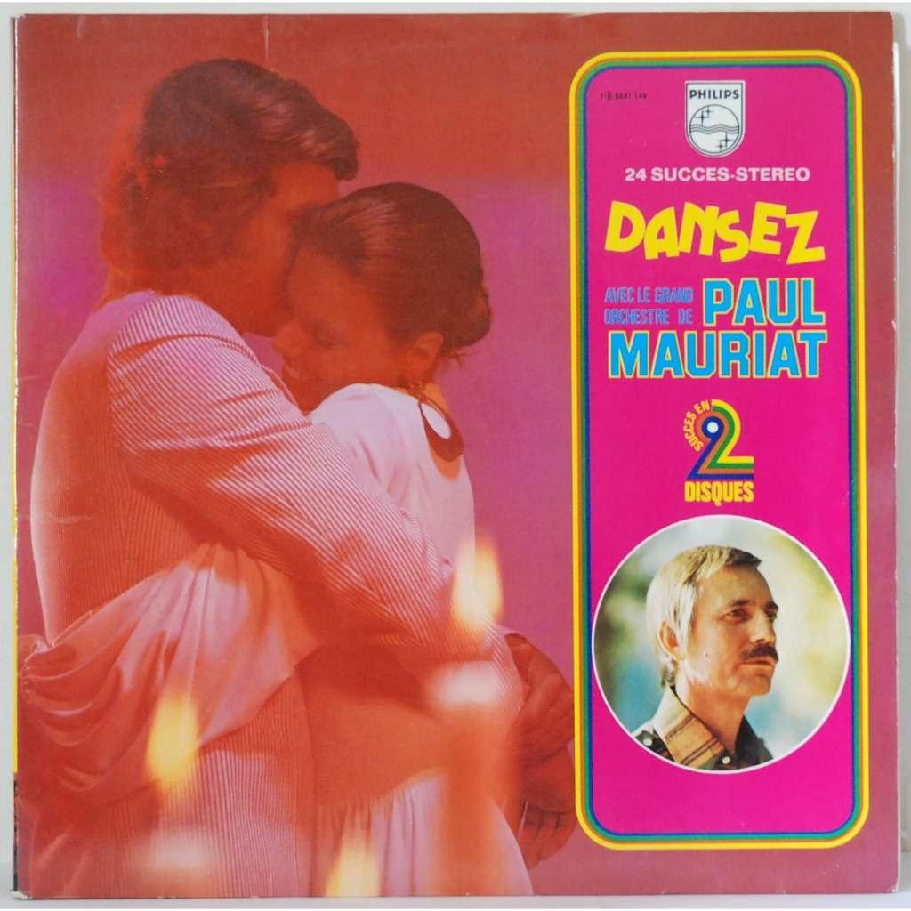 Mauriat, paul Et Le Grand Orchestre - Dansez Sur 24 Succès
