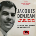 JACQUES DENJEAN ET SON GRAND ORCHESTRE DE JAZZ - Jacques Denjean Jazz - 25 cm