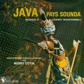 JAVA - MERRY OTTIN - Java - Pays Sounda - Musique Et Chants Traditionnels - LP
