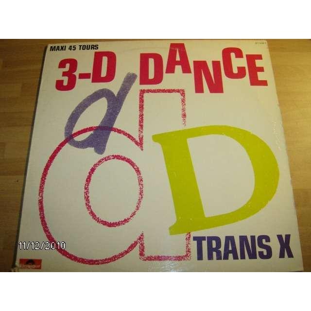 TRANS X 3-d dance (remix)