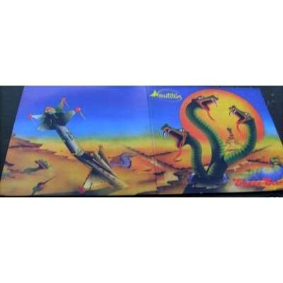 Space Storm By Nautilus Lp Gatefold With Progg Ref