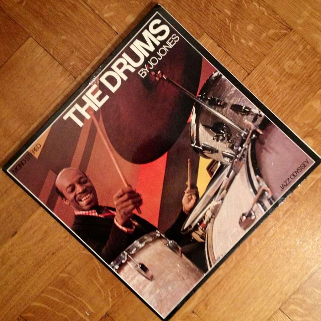 JO JONES the drums (2lps nm jazz drum breaks samples)