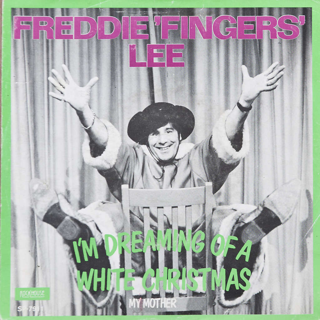 I´m dreaming of a white christmas / my mother by Freddie Fingers Lee ...