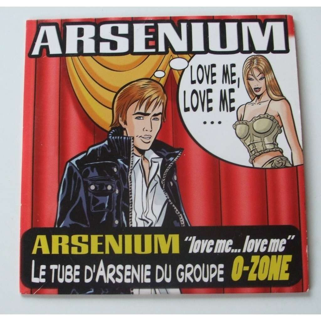 Arsenium - What Is Love Lyrics | Musixmatch