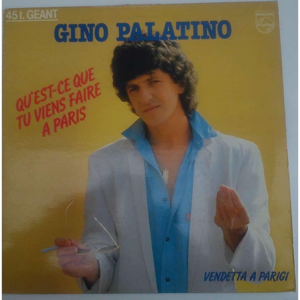 Gino Palatino Vendetta A Parigi Long Version