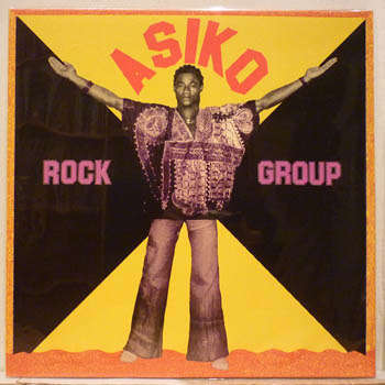 Asiko Rock Group Asiko Rock Group