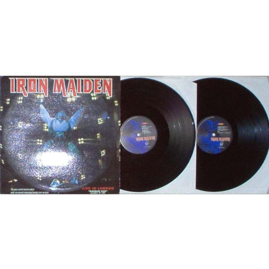 iron maiden Live in London (Marquee Club 19 Dec. 1985)