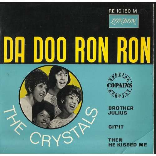 Da Doo Ron Ron By The Crystals Ep With Rockinronnie Ref