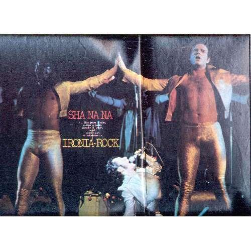Sha na na CIAO 2001 (03.08.1975) (ITALIAN 1975 music MAGAZINE)