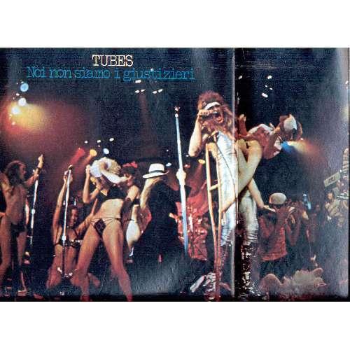 Tubes CIAO 2001 (03.08.1975) (ITALIAN 1975 music MAGAZINE)
