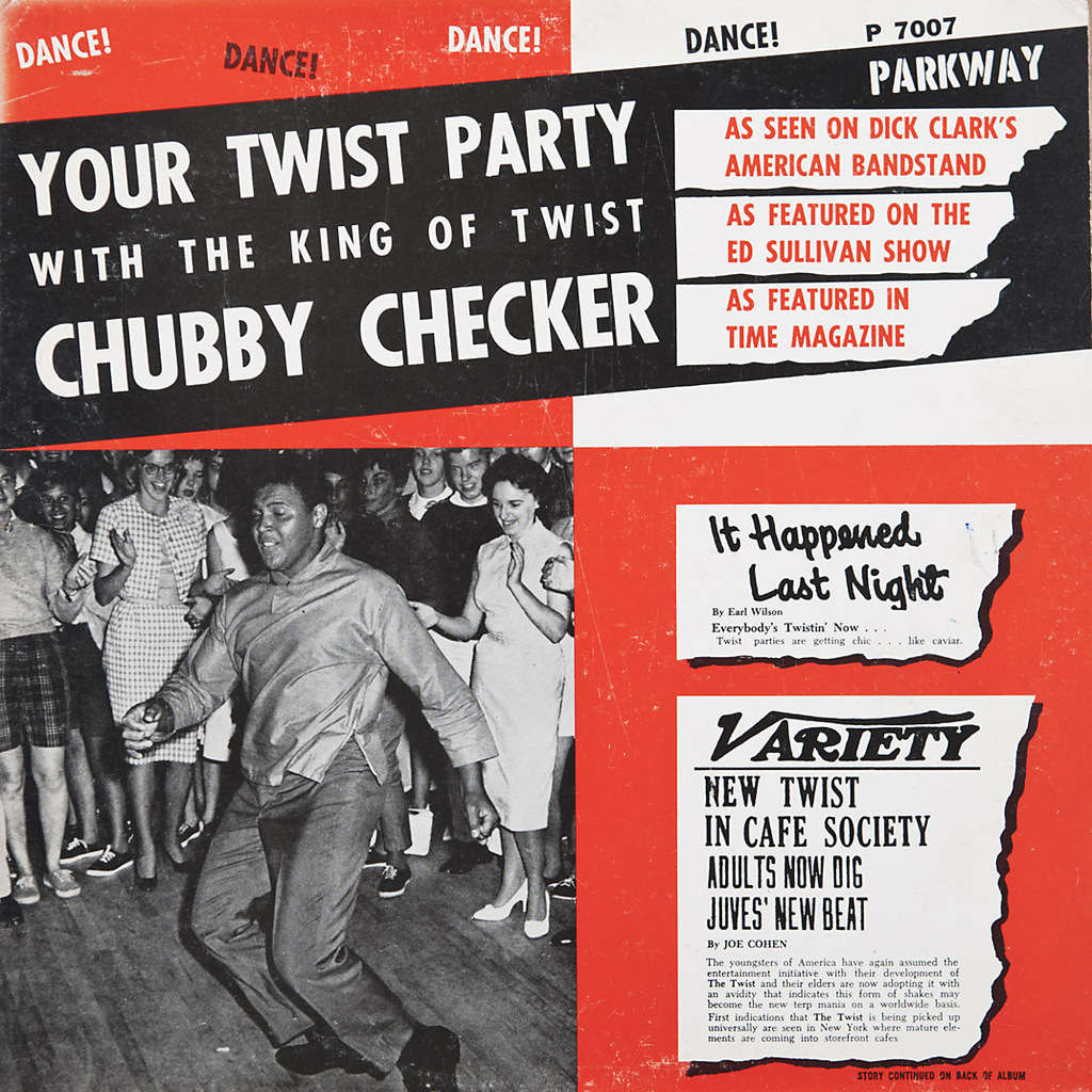 Chubby checker your twist party