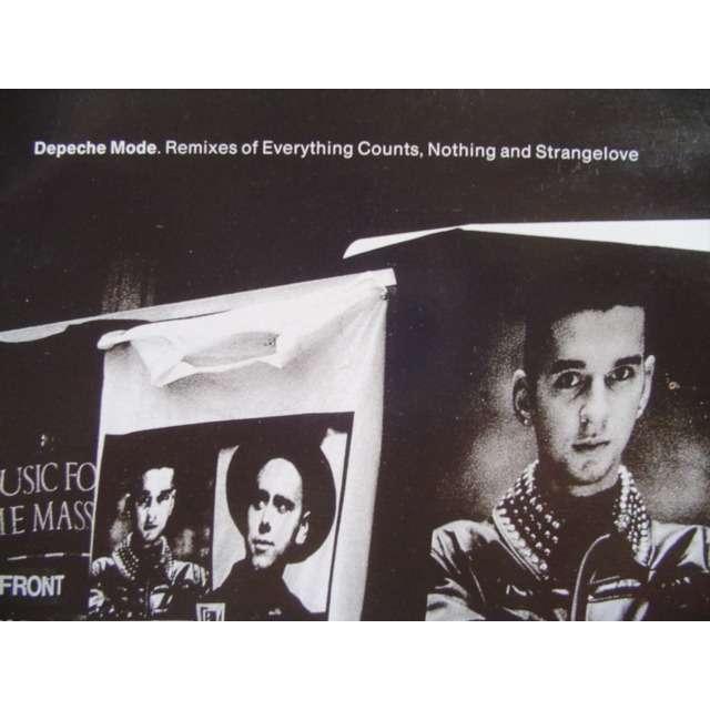 depeche mode nothing