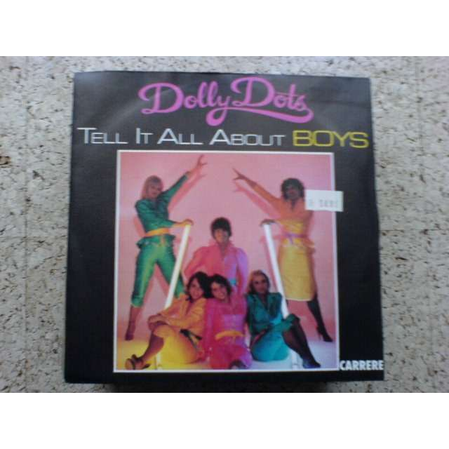 Dolly Dots Tell it all about boys