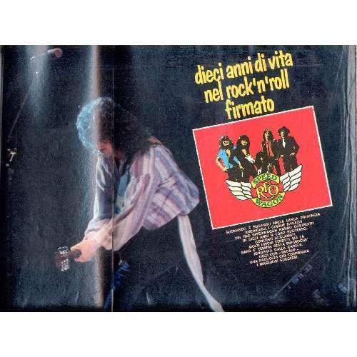 Reo SpeedWagon CIAO 2001 (07.09.1980) (ITALIAN 1980 MUSIC MAGAZINE)
