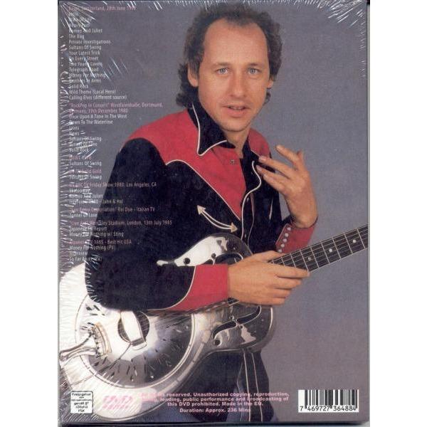 Dire Straits On TV (Basel SW 28.06.1992 & Dortmund DE 19.12.1980 etc.)