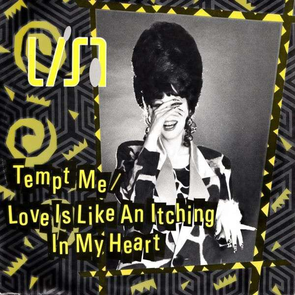 Lisa Tempt Me  Love Is Like An Itching In My HeartLove Suite Remix